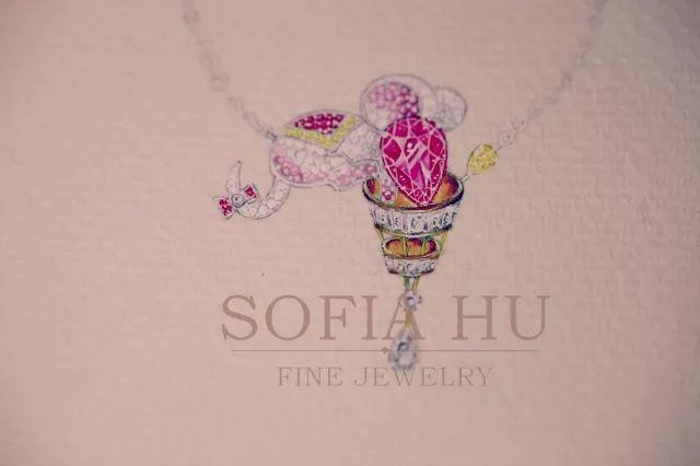 SOFIAHU高订珠宝|童 趣