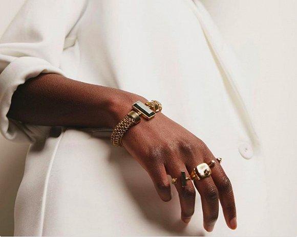 【是日美好事物】外科医生设计的珠宝讲究合身 Chloé又有潜力爆款包登场