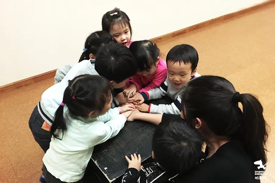 Timi和孩子们