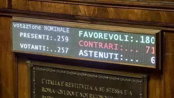 """意大利通过""""医嘱""""法案,患者有权拒绝治疗"""