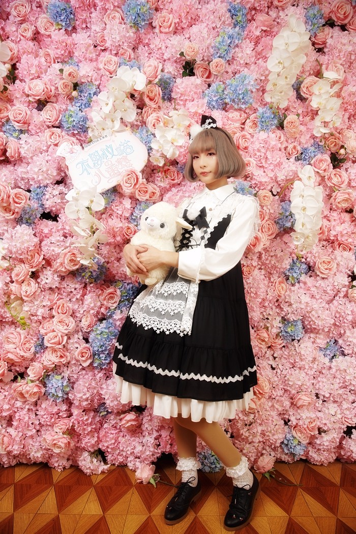 天美意Lolita胶囊系列新品发布会 引爆少女心的梦幻鞋款