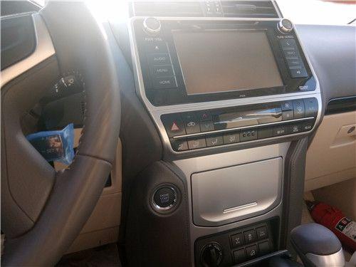 2018款丰田霸道4000现车手续齐 最新资讯