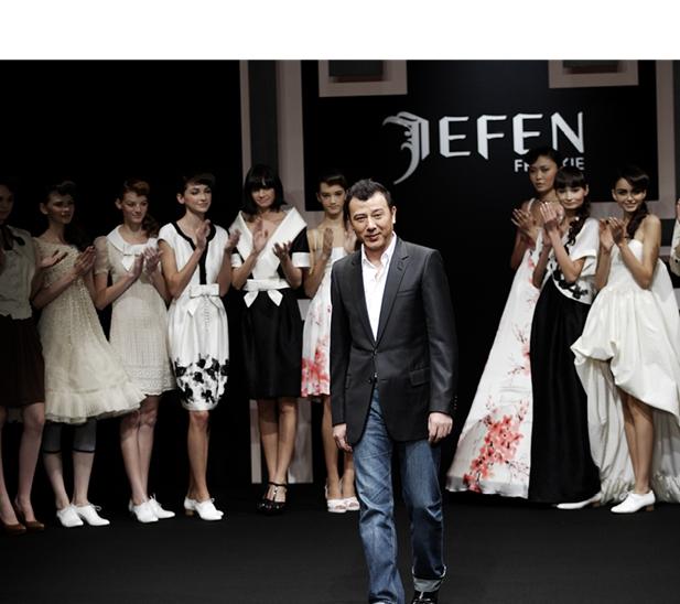 谢锋:让中国设计师站在世界舞台中央(图2)