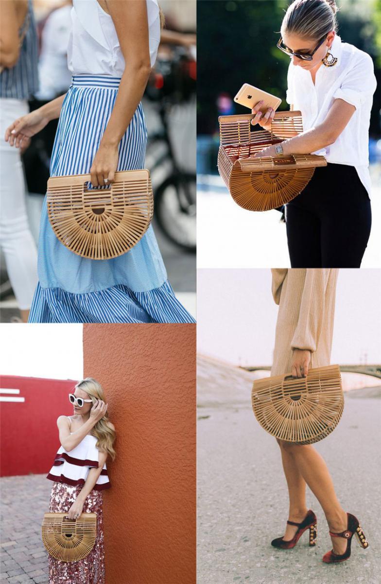 """时尚博主都爱的""""竹篮包""""摊上事儿了"""