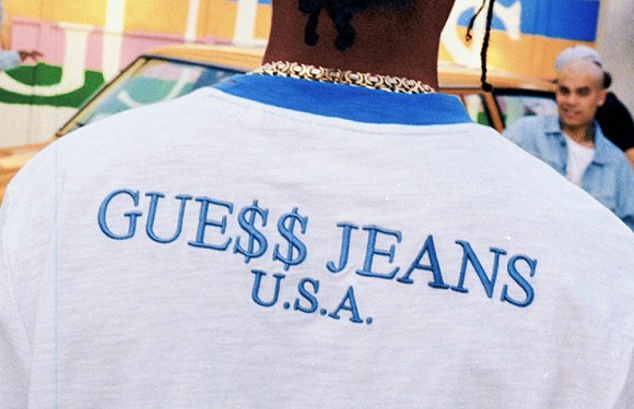曾经美国时尚代表品牌之一的Guess现在怎么样了?(图2)