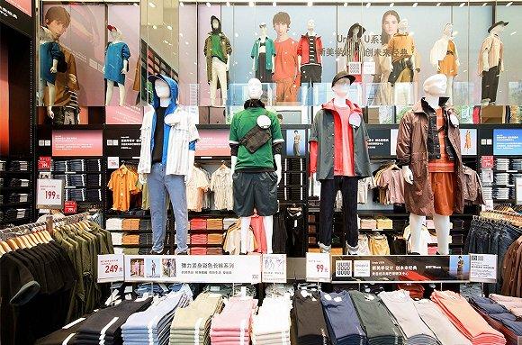 优衣库场景化概念让消费者购买更多单品(图2)