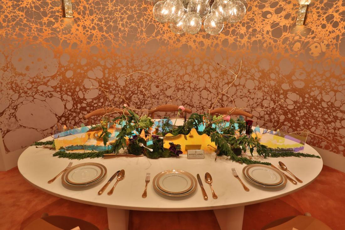 恒隆广场・上海艺术餐桌引领风尚美食季