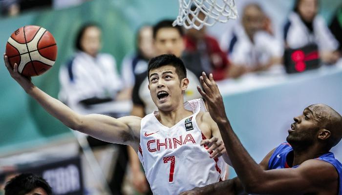 耐克篮球继续扩大中国球员阵容 签约男篮国手方硕