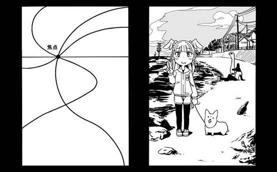 【推荐】动漫人物设计构图方法与技巧—轻微课漫画教程专区