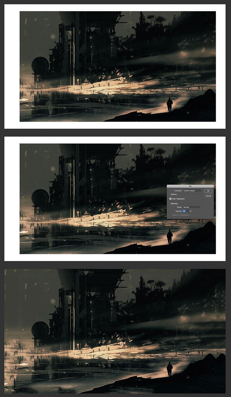 【推荐】Photoshop游戏原画学习教程—轻微课网上在线学原画