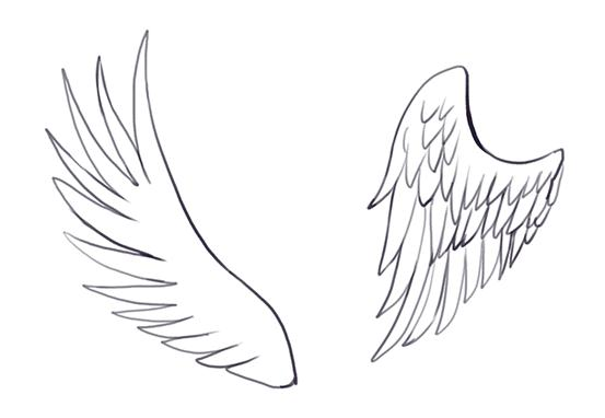 【推荐】翅膀与羽毛的画法教程—轻微课在线学绘画专区