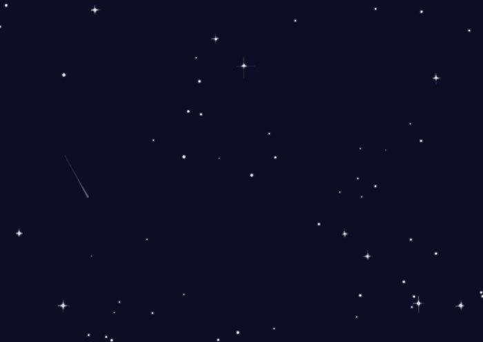 【推荐】在线自学绘画教程之星空的画法—轻微课动漫插画教程区