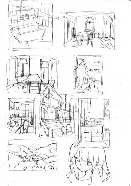 【推荐】画画速度太慢怎么办?提高绘画效率的技巧—轻微课动漫插画学习区