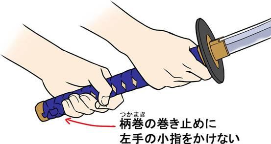 【推荐】日本刀的种类构造与画法—轻微课日式插画学习区