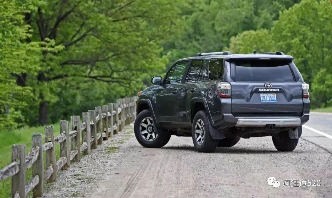 2018款北美版丰田超霸4.0汽油开始接受预定,越野界的新扛把子