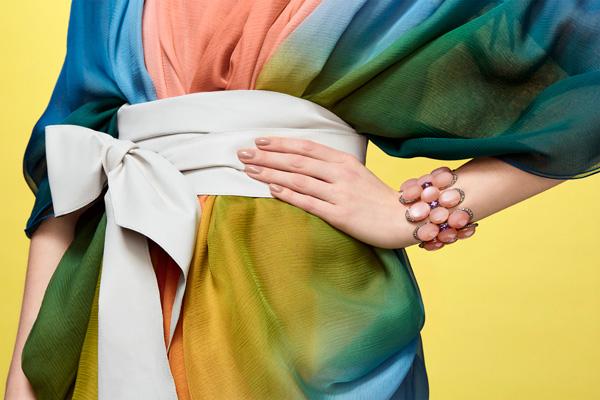 无限创意:de GRISOGONO Melody of Colours系列