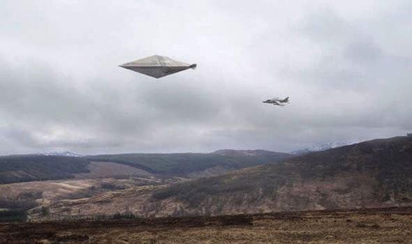 UFO事件争论一个世纪 飞碟存在的五个理由