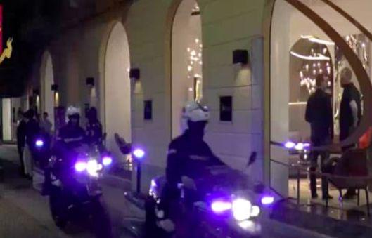 米兰展会成小偷派对 意大利警方抓获37个贼