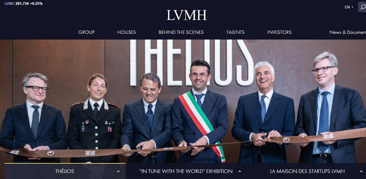LVMH集团在意大利设立首家眼镜工厂,效仿 Kering 逐步自营眼镜业务