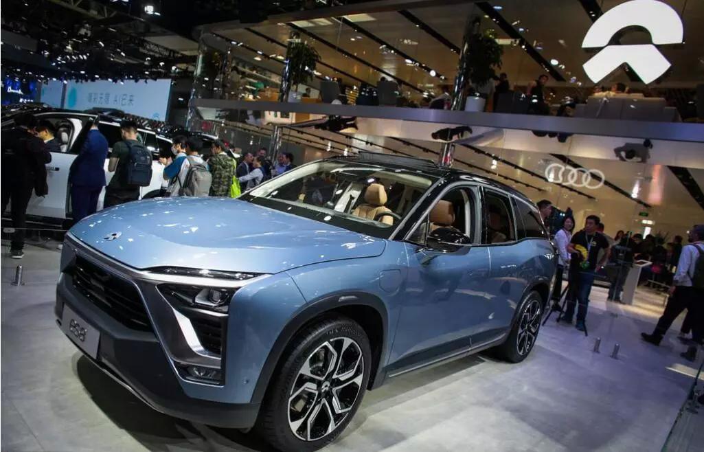 众多造车新势力亮相车展 哪家带来的车是真车