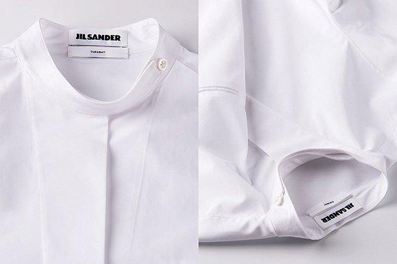 一周的白衬衫Jil Sander全准备好了 渡边直美同款植村秀口红买吗?