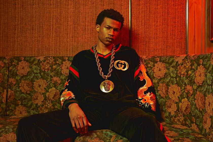 """山寨大王Dapper Dan设计了Gucci新爆款 以及""""该死的""""耐克T恤"""