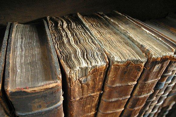 每座图书馆都有一个属于自己的故事