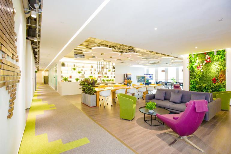 FUNWORK引领办公新时尚,携手绿地开启中原办公新纪元
