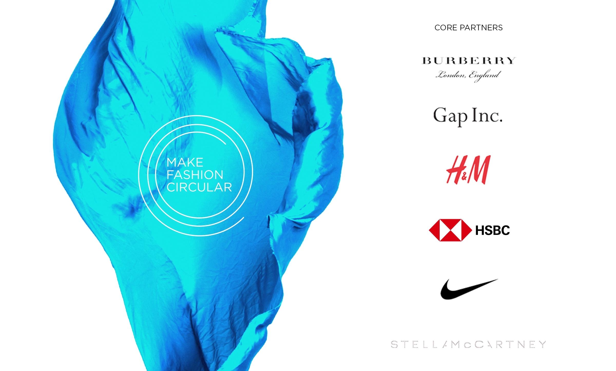 这些品牌签署时尚环保倡议:Make Fashion Circular(图1)