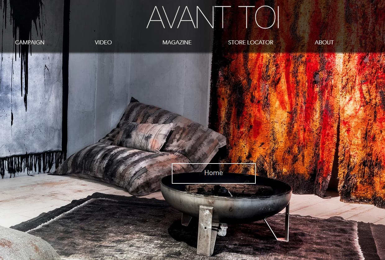 意大利羊绒品牌Avant Toi 开设全球首家单品牌门店,未来将继续大力发展家居商品线
