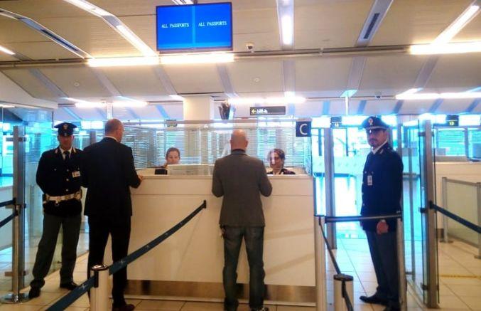 华人偷渡客取道小型机场 意大利警方高度关注