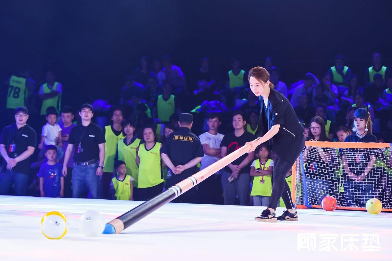 顾家床垫超级垫粉节(第2季),潘晓婷带领垫粉玩转床上运动会