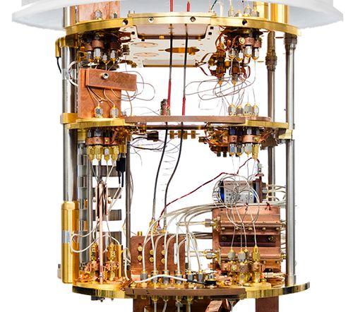 董明珠:哪怕投资500亿,格力也要把芯片研究成功;IBM 警告:量子计算机可分分钟破解现有的加密技术-中国国际物联网博览会