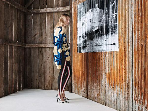 实用主义的反差之美 Calvin Klein 205W39NYC 2018早秋系列大片