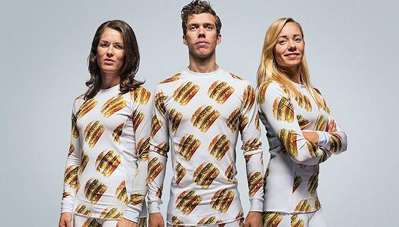 为迎接新口味雪碧上市 美国麦当劳又又又卖起了衣服(图7)