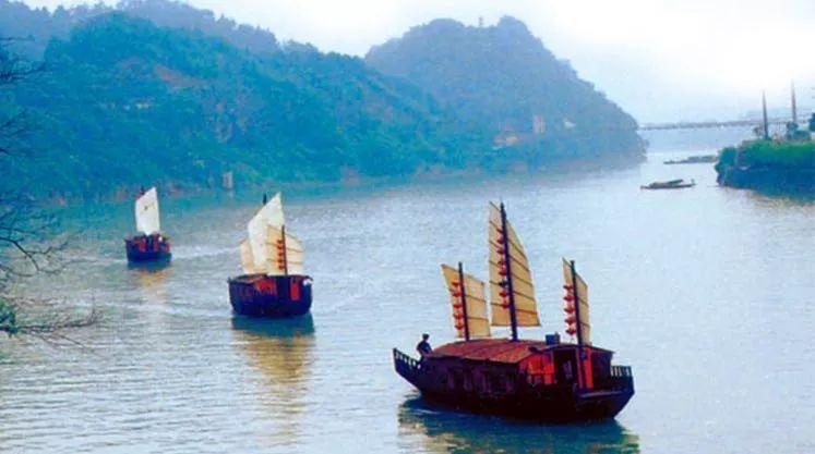 富春江旅游