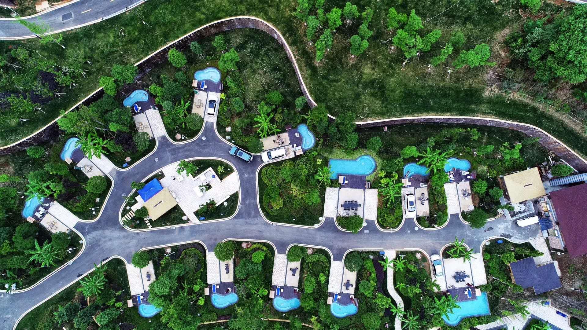 打造特色温泉小镇 推动宁南转型跨越发展
