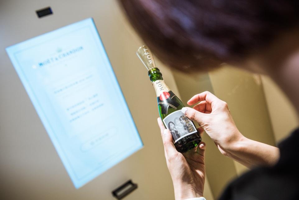 大小闪光时刻,酩悦从未缺席 酩悦香槟全新品牌理念Must Be Moët全球发布