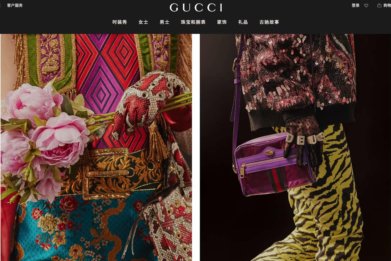Gucci 强化对供应链的控制,未来将把皮具生产外包率降低至40%(图)
