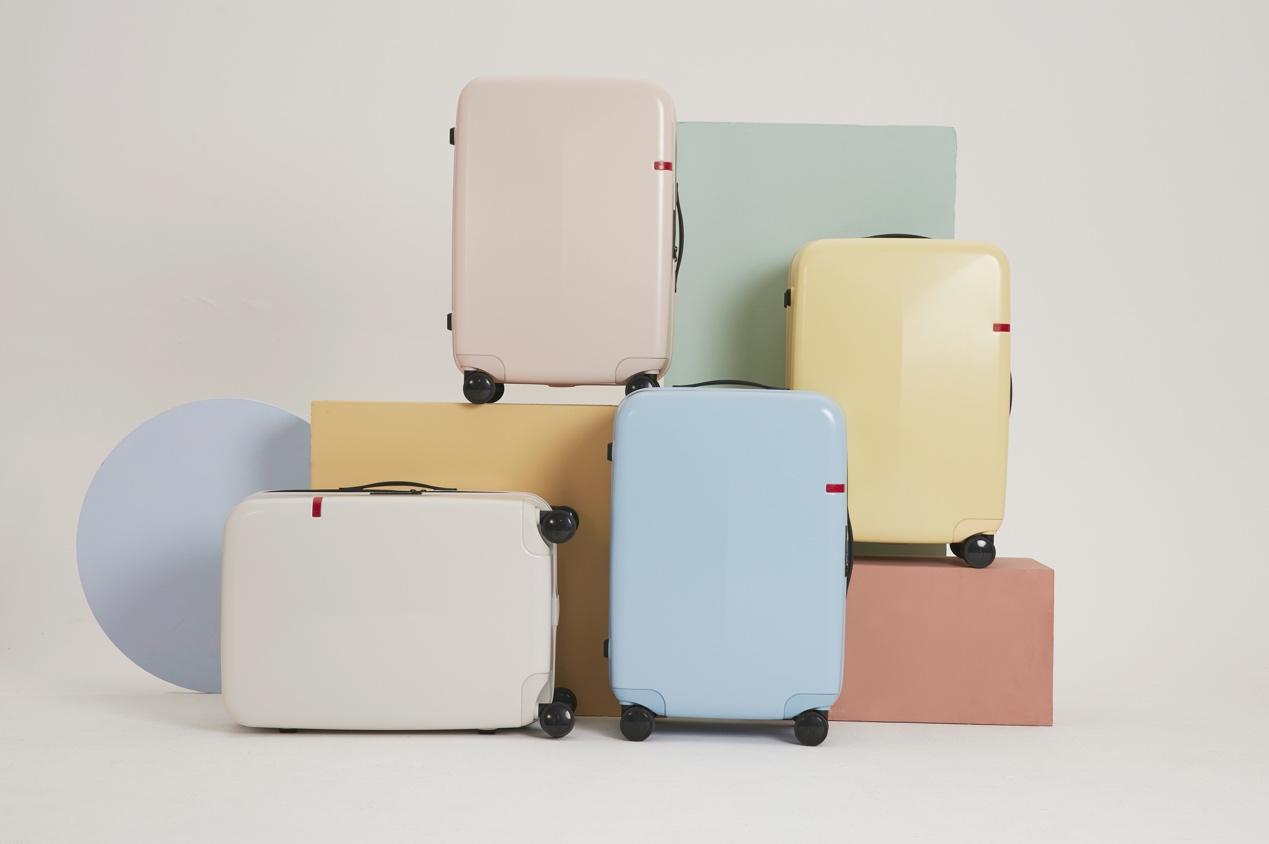 少女旅行箱品牌GoTrip 让你的每场旅途都可爱爆表