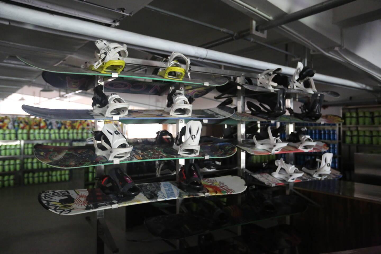 这个夏天 我们相约秦岭峡谷乐园 国家滑雪队集训地 清凉一夏