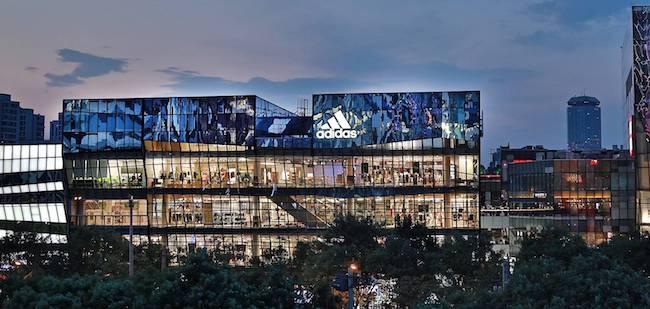 阿迪达斯品牌中心重新启动 有哪些新看点?(图1)