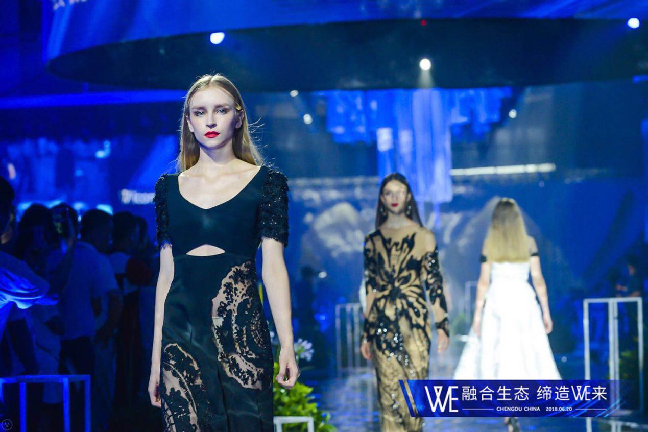 意大利高定品牌Mario Dice在成都完成了中国首秀