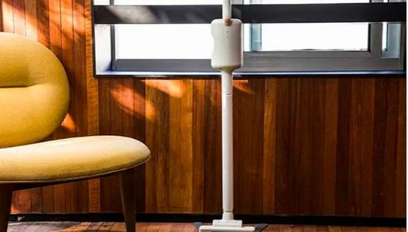 MUJI灵魂设计师出品的无线吸尘器,让做家务变得很高级