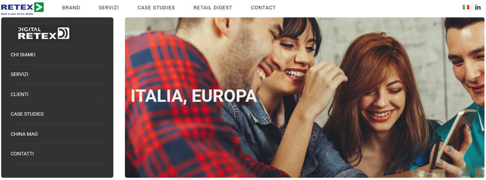米兰 Montenapoleone 成为了首个在中国微信建立官方帐号的欧洲奢侈品购物街(图)