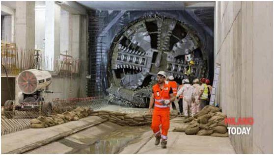"""米兰挖地铁变""""挖坟"""", 这次竟挖出了帝王陵墓!"""