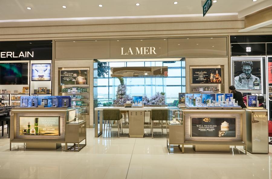 新加坡新罗免税店发布夏季妆容