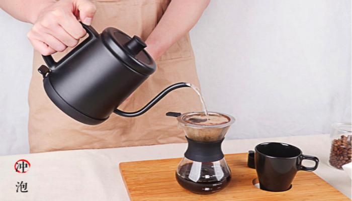 有了手冲咖啡壶和咖啡杯,我对外卖咖啡失去了兴趣