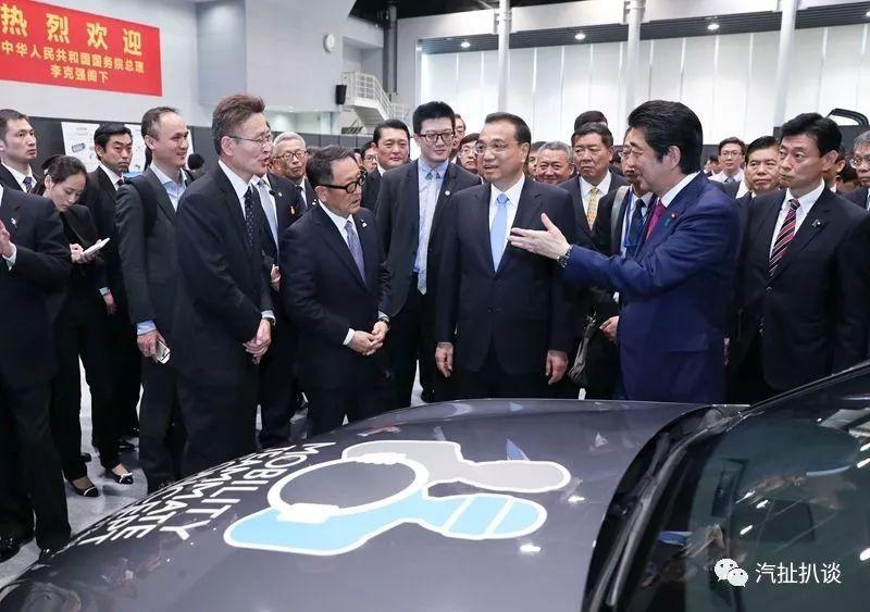 在丰田主推的氢燃料电池领域 中国与海外差距有多大