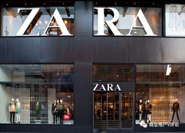 H&M、ZARA、GAP等快时尚品牌对选址有何要求?